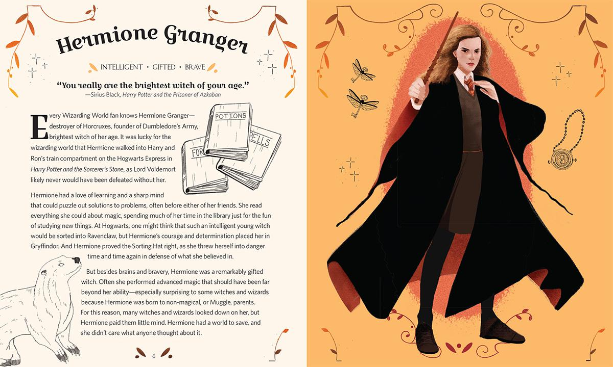Calling All Witches! The Girls Who Left Their Mark on the Wizarding World  (Harry Potter and Fantastic Beasts) | Scholastic Canada