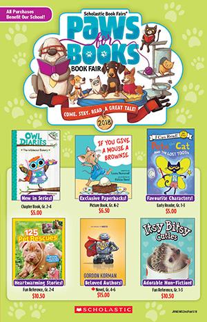 scholastic canada book fairs featured books 2nd fair