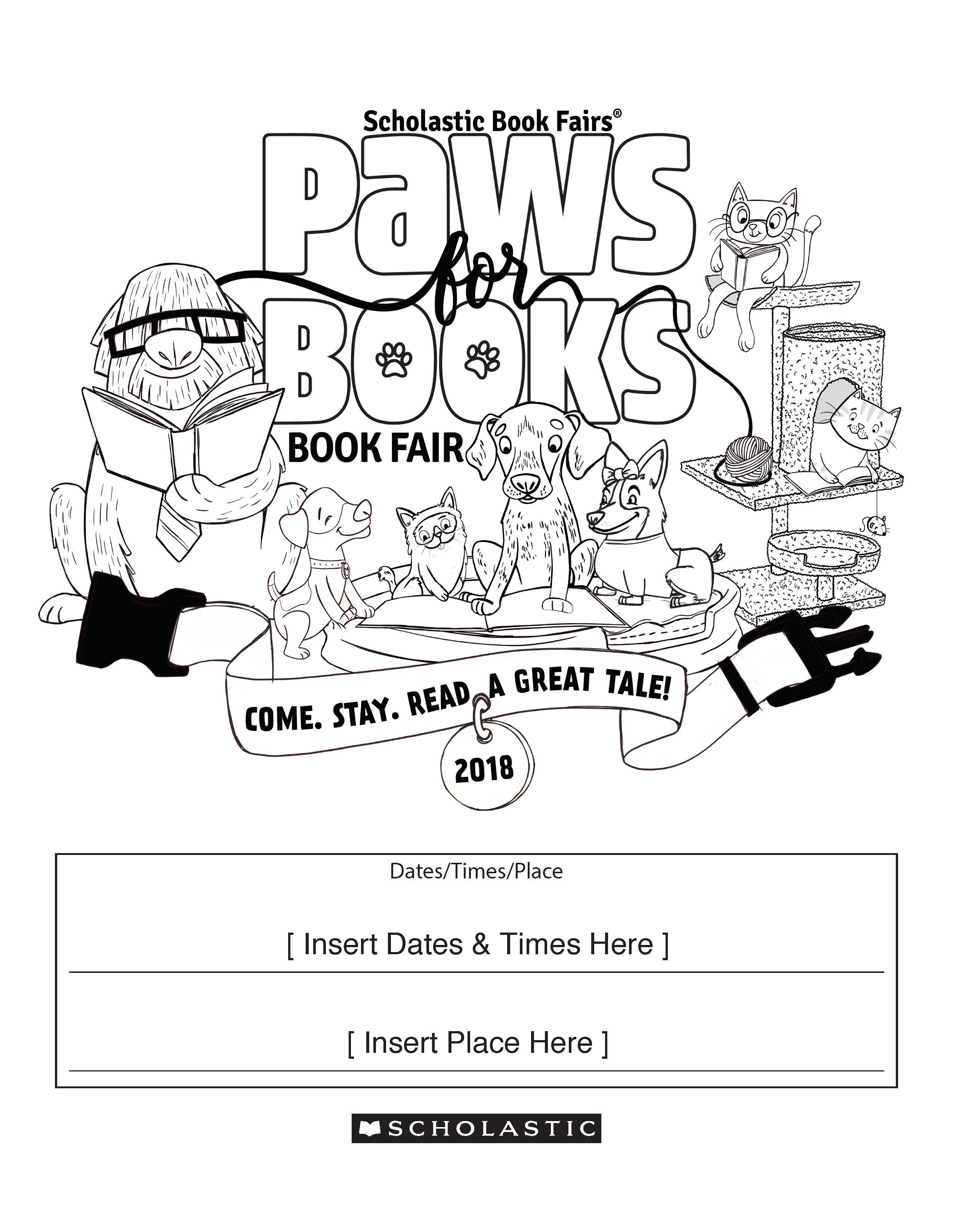 Scholastic Canada | Book Fairs: WebArt