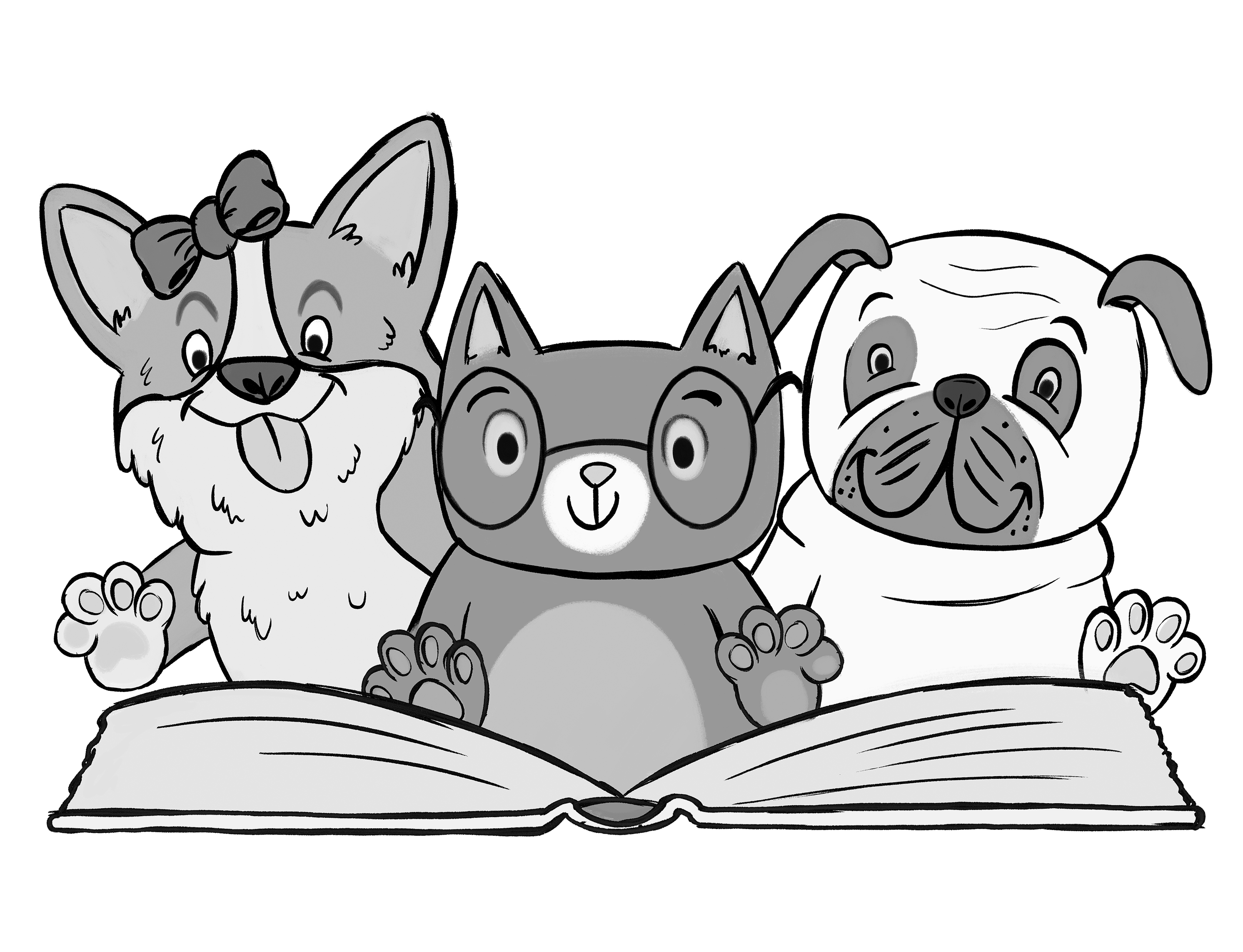 Scholastic canada book fairs webart paws for books book fair clip art 2nd fair of the school year publicscrutiny Image collections