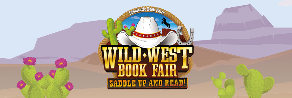 Image result for scholastic book fair wild west