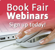 Book Fair Webinars: Sign up today!