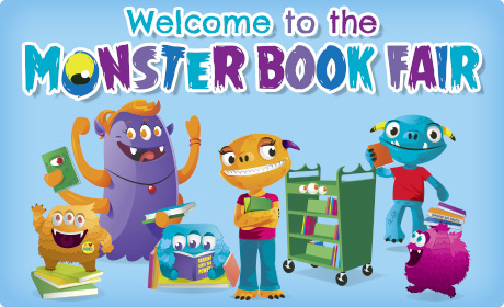 Welcome to the Monster Bookfair