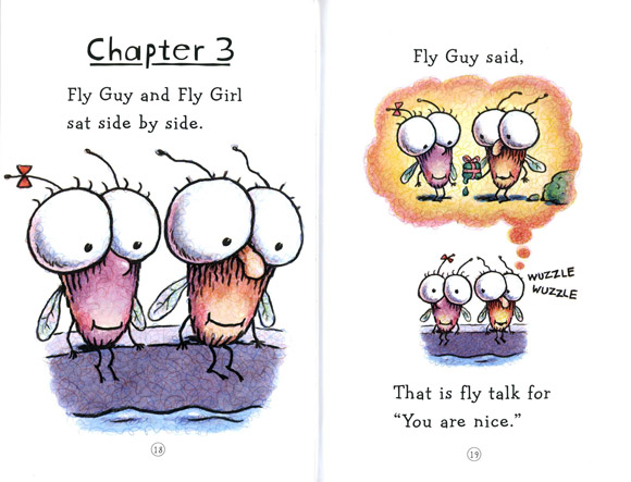 Fly Guy #8: Fly Guy Meets Fly Girl