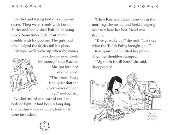 scholastic canada rainbow magic special edition brianna the tooth fairy. Black Bedroom Furniture Sets. Home Design Ideas