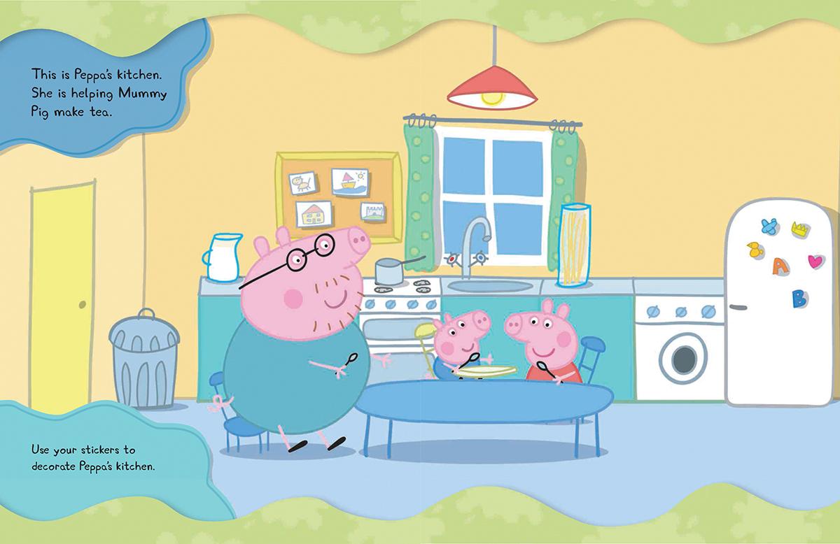Scholastic Canada Peppa Pig Fun With Friends