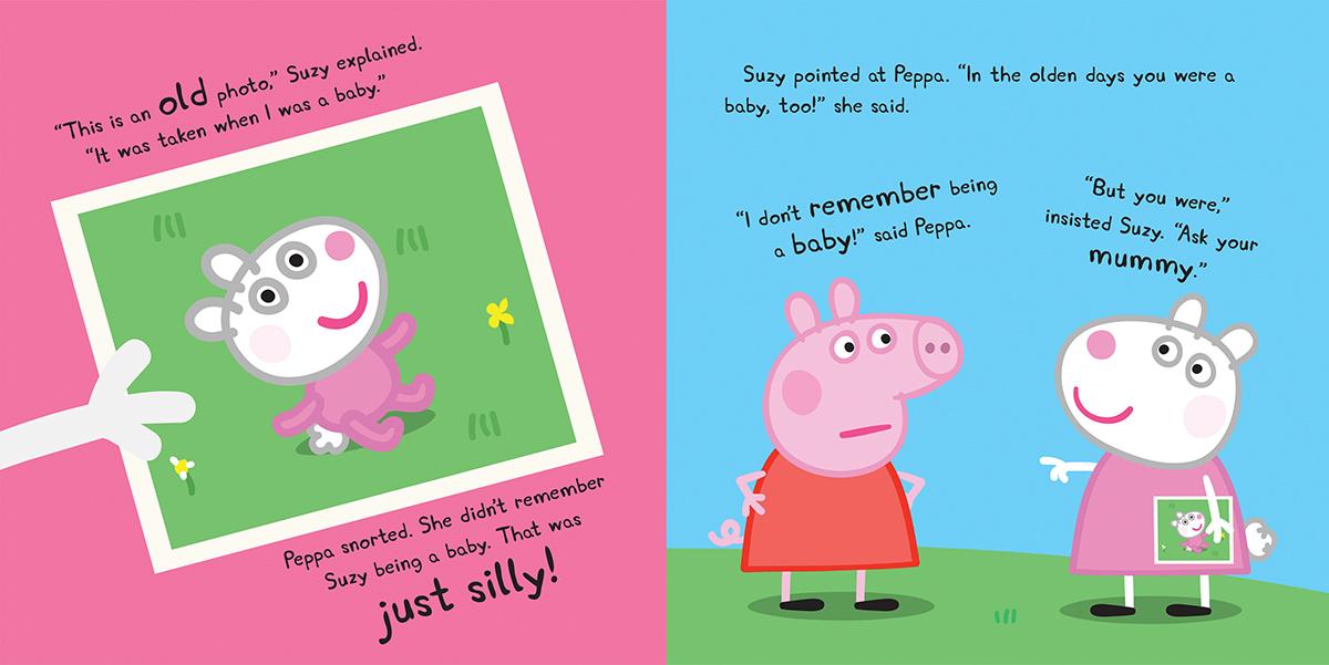 Scholastic Canada Best Friends Peppa Pig