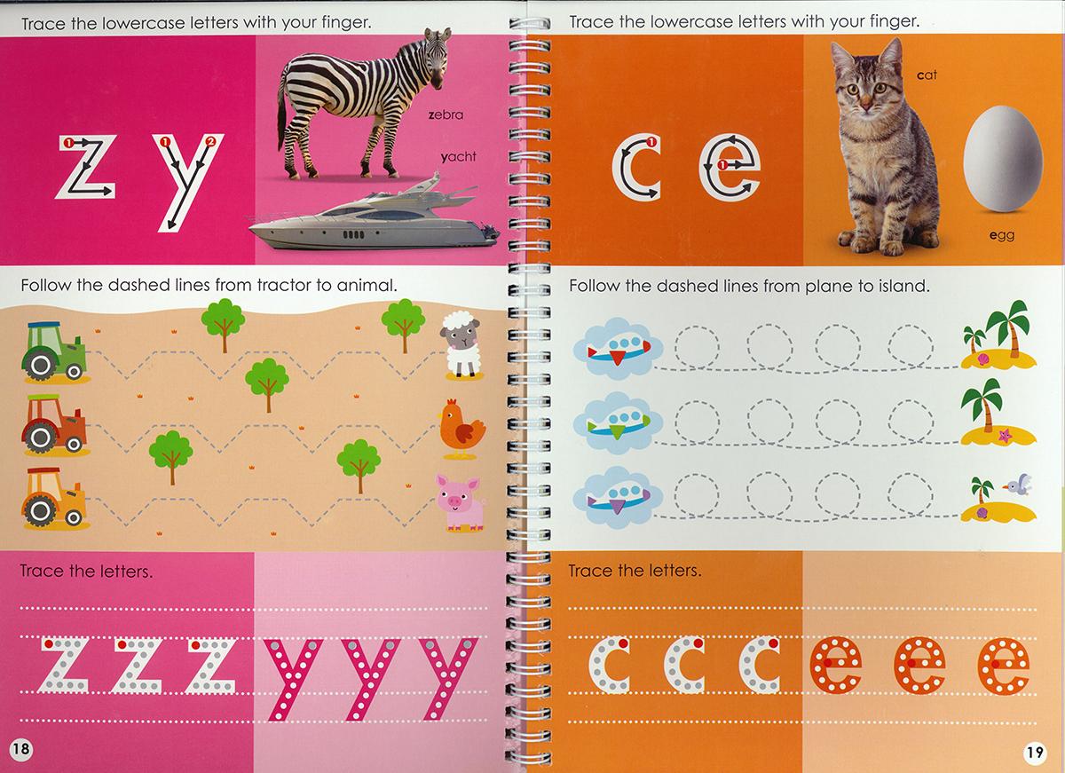 Workbooks pre k workbook : Scholastic Canada | Scholastic Early Learners: Wipe-Clean ...