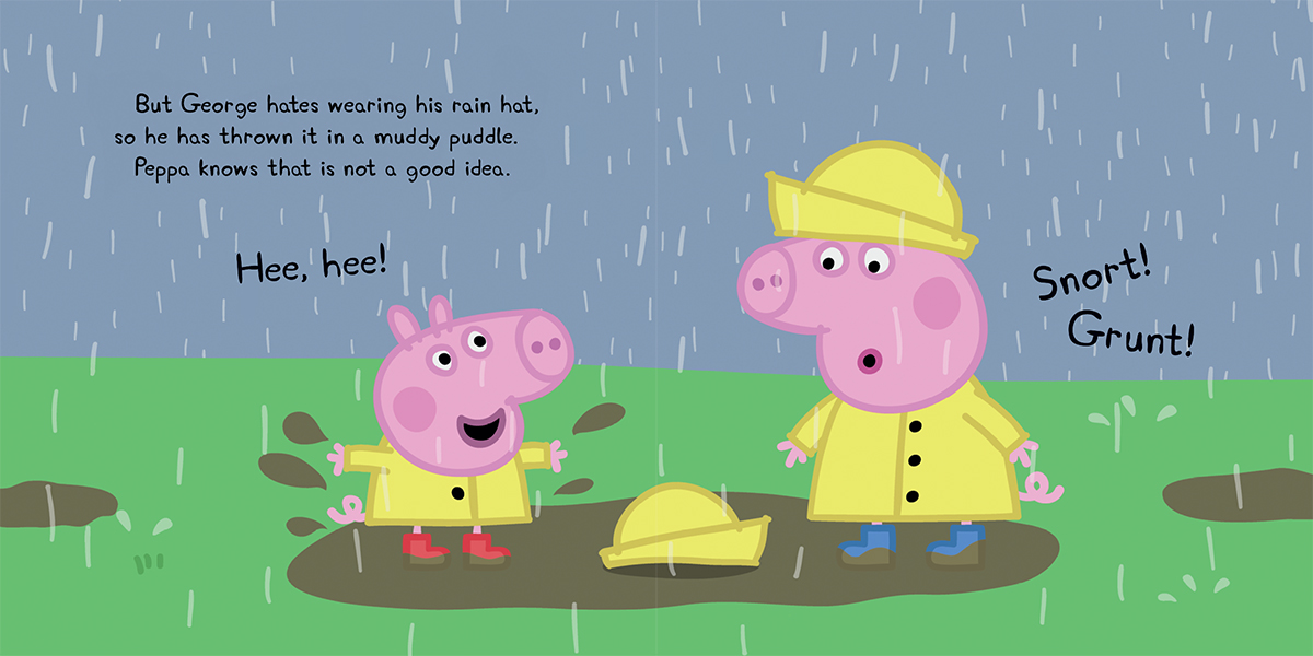 Peppa Pig George Catches A Cold | www.pixshark.com ...