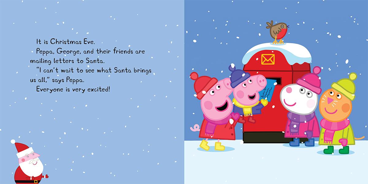 Peppa Pig Christmas Tree