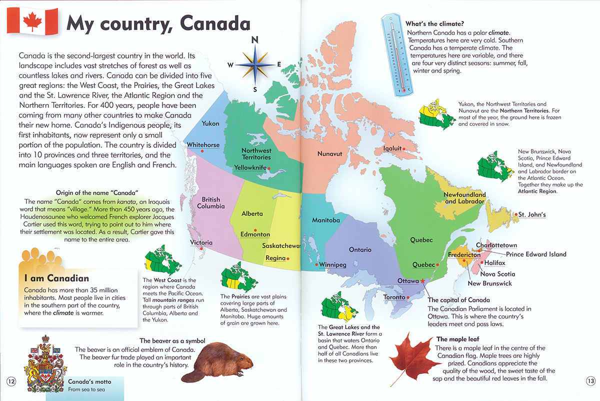 Scholastic Canada | Scholastic Children's Atlas of Canada ... on blank canada map, canada physical map, european map, french map, uk map, prince edward island map, costa rican map, serb map, lakes in canada map, washington map, united states map, vancouver canada map, alaska map, british columbia map, p.e.i map, chinese map, banff canada map, canada provinces map, canda map, american map,