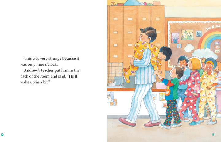 Pyjama Day with Robert Munsch