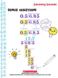 Scholastic Canada | Math Hacks