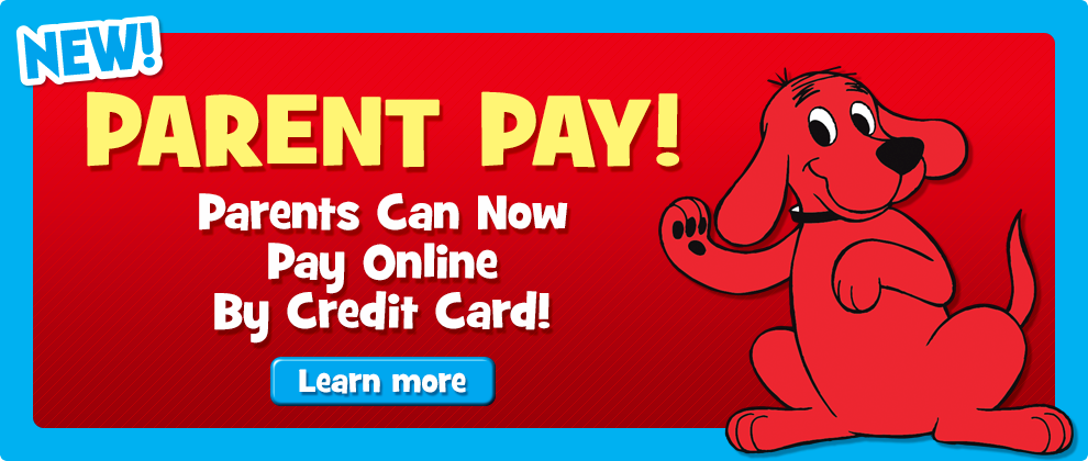 NEW! Parent Pay!