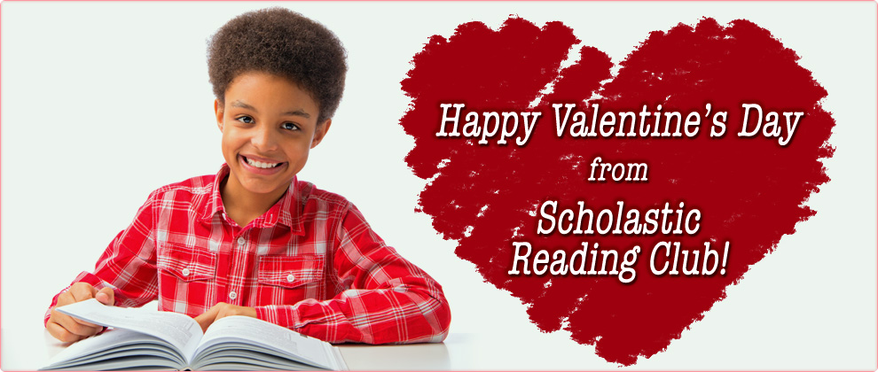Celebrate the Holidays with Scholastic Reading Club!