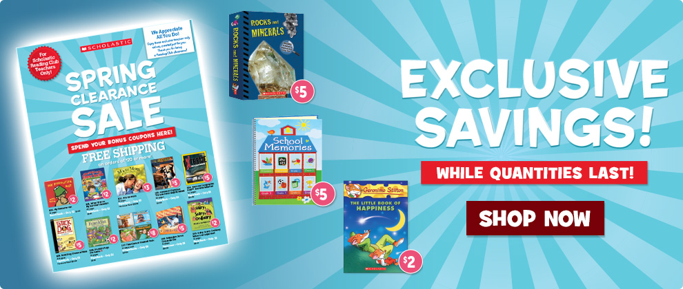 Exclusive Savings!  While Quantities Last!