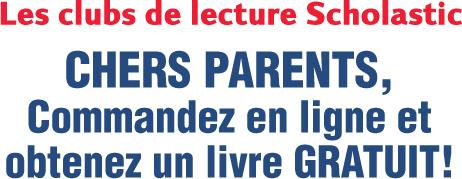 Bienvenue Aux Editions Scholastic