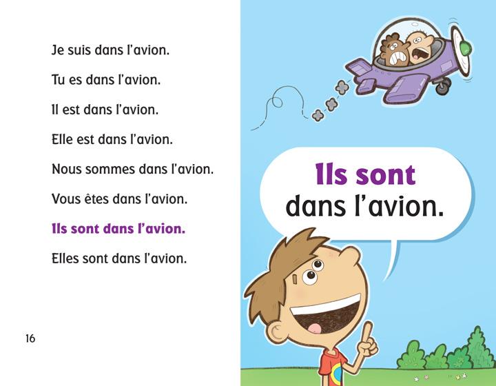 Editions Scholastic Nous Conjuguons Le Verbe Etre Au Present De L Indicatif