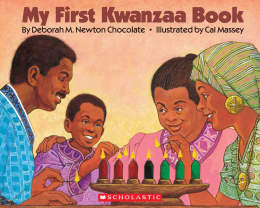 My First Kwanza Book