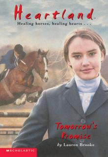 Heartland #10: Tomorrow's Promise