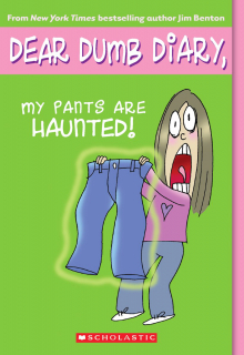 Dear Dumb Diary #2: My Pants Are Haunted!