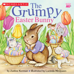 The Grumpy Easter Bunny