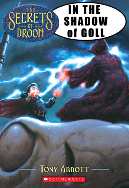 Secrets of Droon #28: In the Shadow of Goll