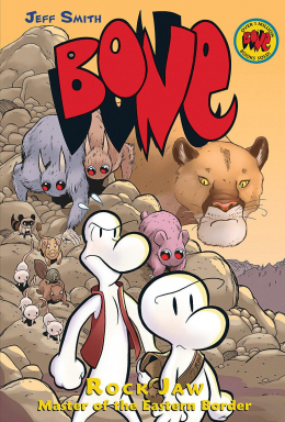Bone #5: Rock Jaw
