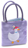 Duck Book and Purse