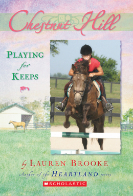 Chestnut Hill #4: Playing For Keeps