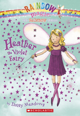 Rainbow Magic: Heather the Violet Fairy