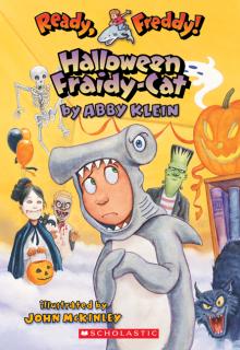 Ready, Freddy! #8: Halloween Fraidy-Cat
