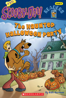 Scooby-Doo Reader #20: Haunted Halloween Party