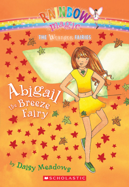 Rainbow Magic Weather Fairies: Abigail the Breeze Fairy