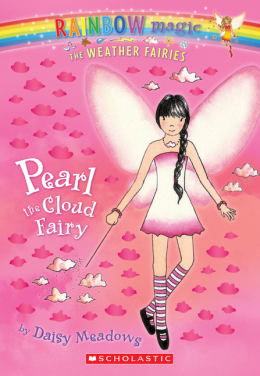 Rainbow Magic Weather Fairies: Pearl the Cloud Fairy