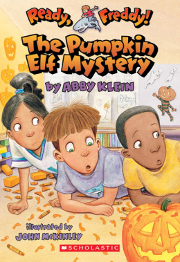 Ready, Freddy! #11: The Pumpkin Elf Mystery