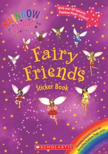 Rainbow Magic: Fairy Friends Sticker Book