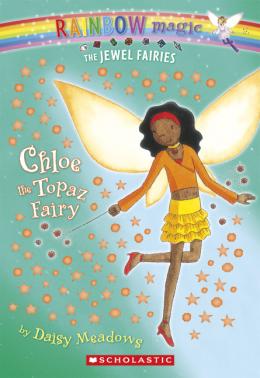 Rainbow Magic Jewel Fairies: Chloe the Topaz Fairy
