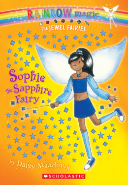 Rainbow Magic Jewel Fairies: Sophie the Sapphire Fairy