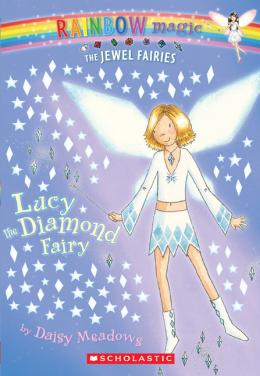 Rainbow Magic Jewel Fairies: Lucy the Diamond Fairy