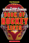 Scholastic Canada Book of Hockey Lists