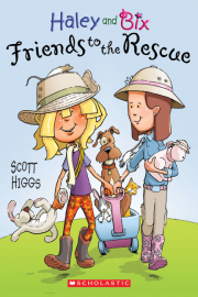 Haley and Bix #2: Friends to the Rescue