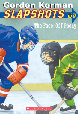 Slapshots #3: The Face-Off Phoney