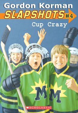 Slapshots #4: Cup Crazy