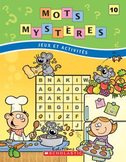 Mots mystères n° 10