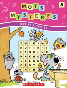 Mots mystères n° 8