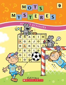 Mots mystères n° 9