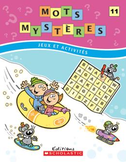 Mots mystères n° 11