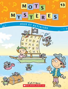 Mots mystères n° 13