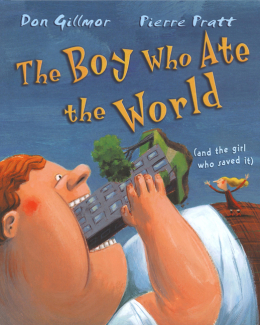The Boy Who Ate the World